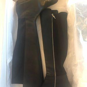 Michael Kors Bromley (wide calf) knee high boots